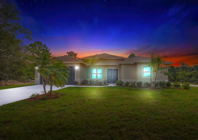 169 SW Sea Lion Road, Port Saint Lucie, FL 34953 - #: RX-10683725