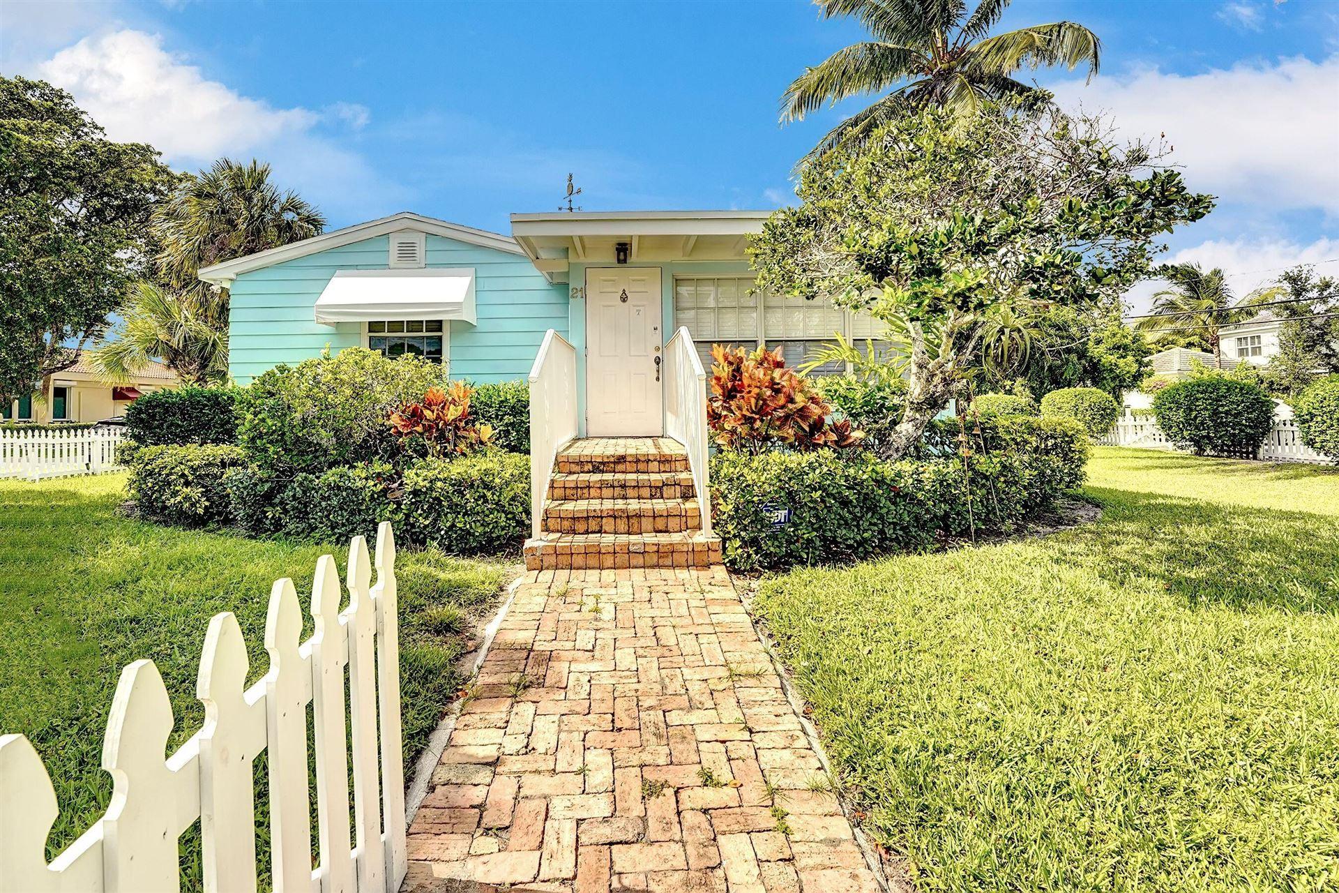 21 NW 2nd Street, Delray Beach, FL 33444 - MLS#: RX-10721725