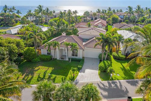 Photo of 56 Colony Road, Jupiter Inlet Colony, FL 33469 (MLS # RX-10591726)