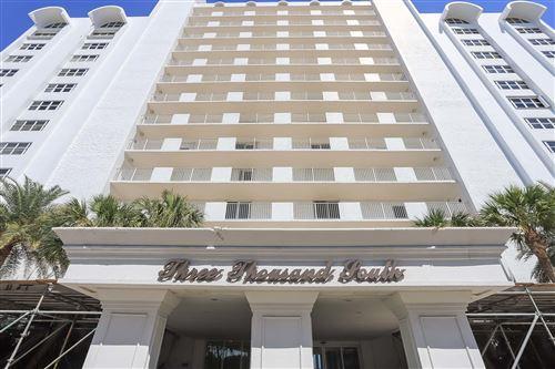 Photo of 3000 S Ocean Boulevard #1403, Boca Raton, FL 33432 (MLS # RX-10706726)
