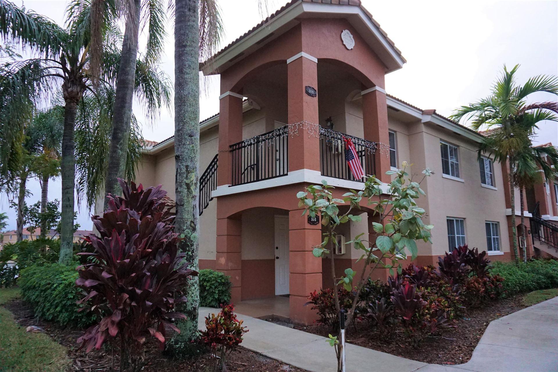 Photo of 3486 Briar Bay Boulevard #101, West Palm Beach, FL 33411 (MLS # RX-10635726)
