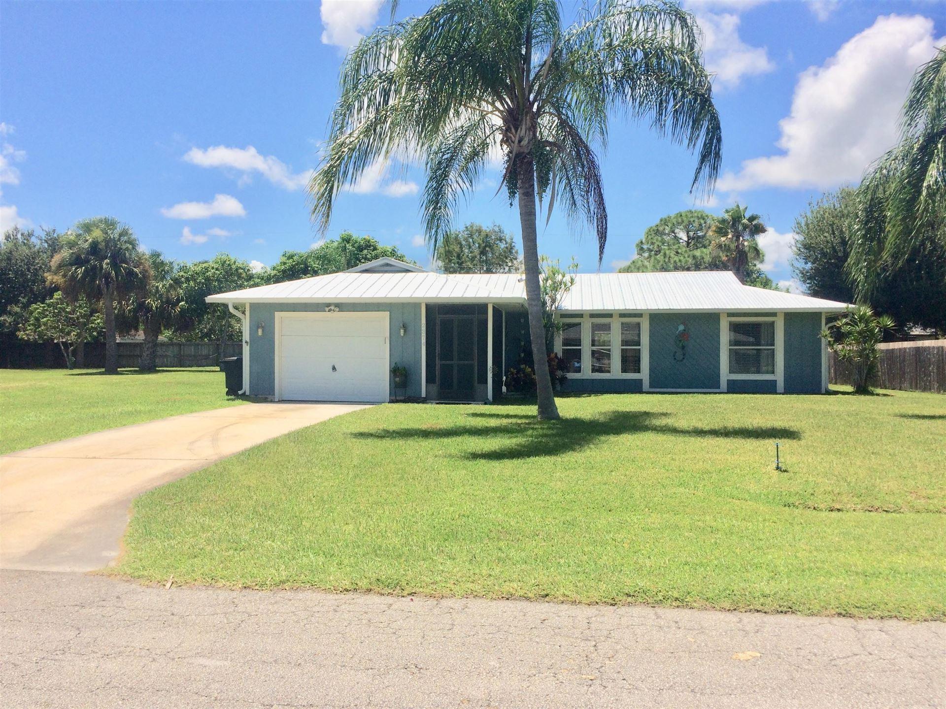 2374 SE Burton Street, Port Saint Lucie, FL 34952 - #: RX-10645726