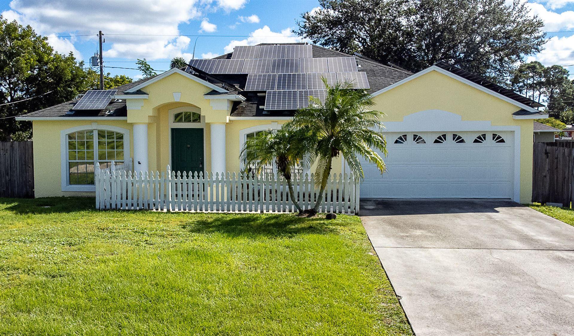 3641 SW Savona Boulevard, Port Saint Lucie, FL 34953 - #: RX-10736726