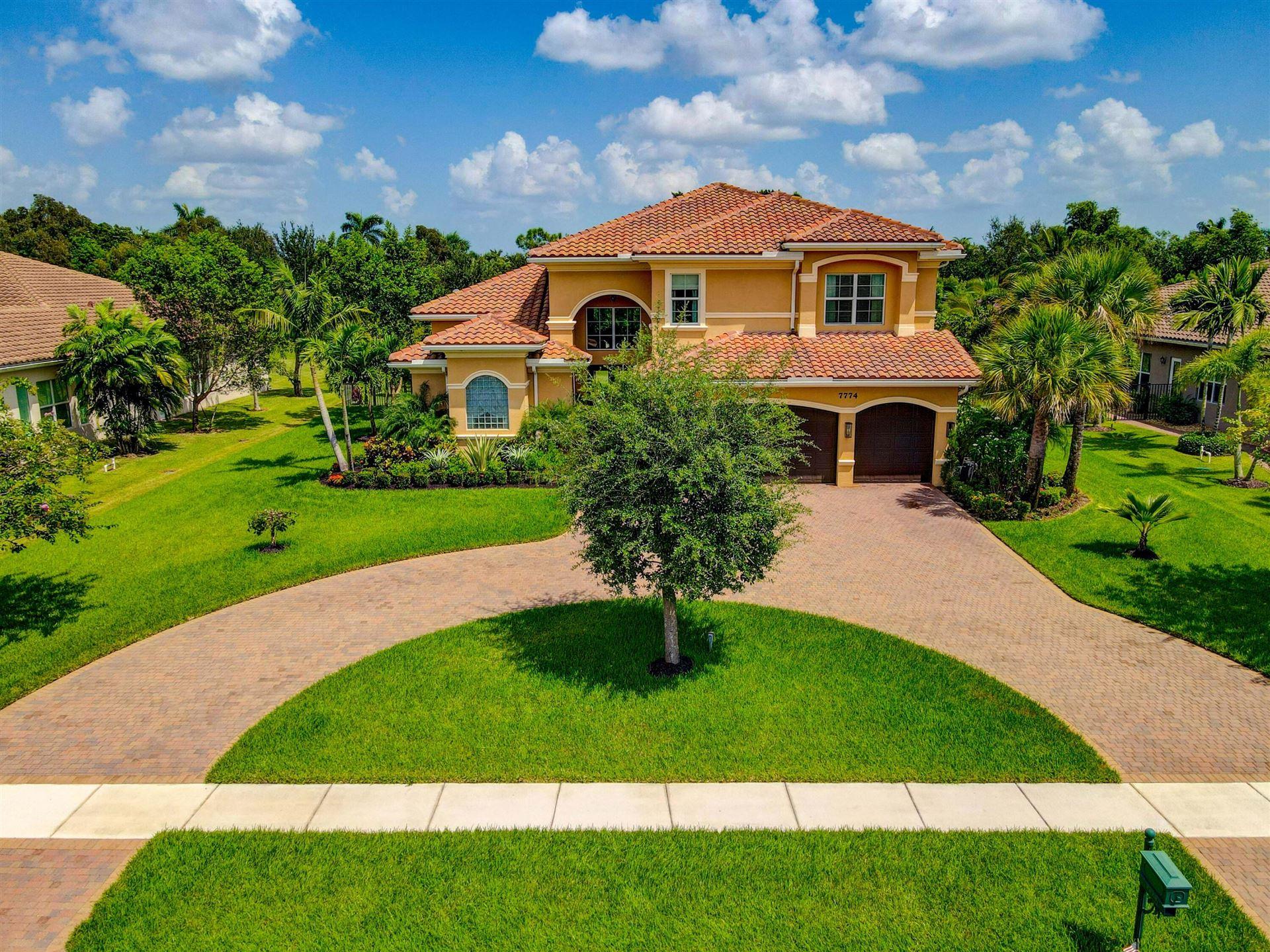 7774 Arbor Crest Way, Palm Beach Gardens, FL 33412 - MLS#: RX-10744726