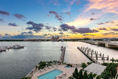 Photo of 622 N Flagler Drive #502, West Palm Beach, FL 33401 (MLS # RX-10754727)