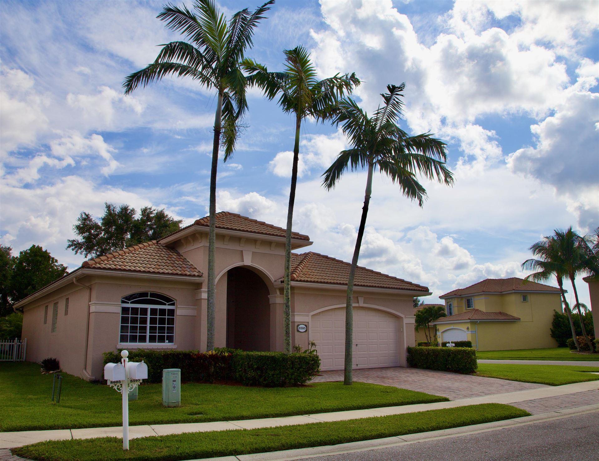 8595 Plum Cay, West Palm Beach, FL 33411 - #: RX-10638727