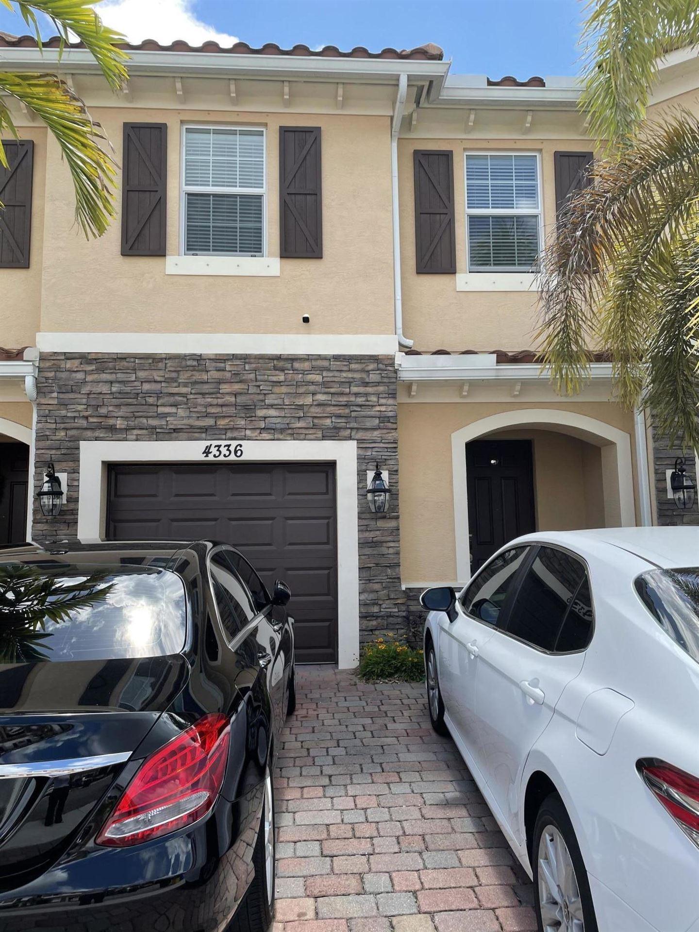 4336 Brewster Lane, West Palm Beach, FL 33417 - MLS#: RX-10720727