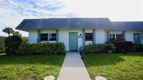 Photo of 2638 Gately Drive E #51, West Palm Beach, FL 33415 (MLS # RX-10595728)