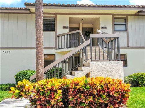 Photo of 3130 Millwood Terrace #116, Boca Raton, FL 33431 (MLS # RX-10734728)