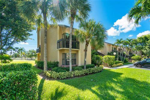 Photo of 5021 Oak Hill Lane #121, Delray Beach, FL 33484 (MLS # RX-10697729)