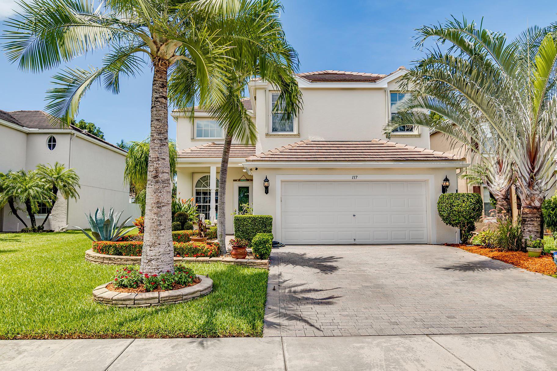 117 Newberry Lane, Royal Palm Beach, FL 33414 - #: RX-10637729
