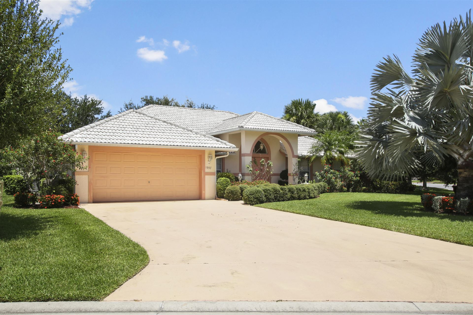 1557 SW Mockingbird Circle, Port Saint Lucie, FL 34986 - #: RX-10670729