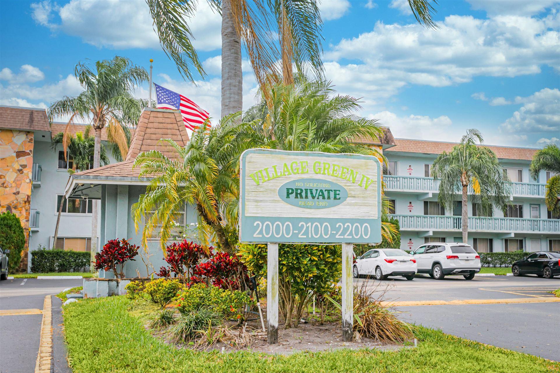 2000 Springdale Boulevard #314, Palm Springs, FL 33461 - #: RX-10695729