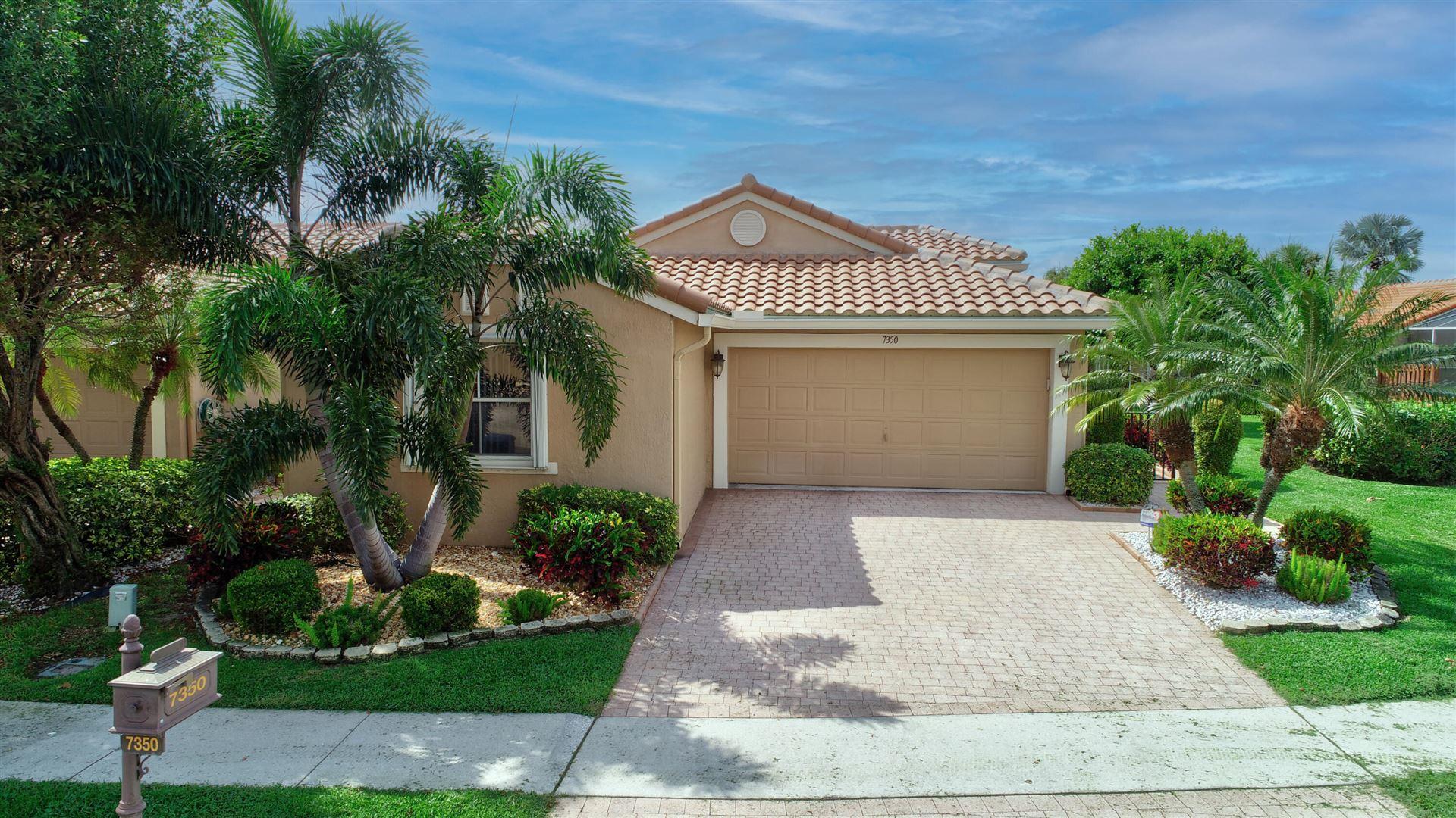 7350 Chorale Road, Boynton Beach, FL 33437 - #: RX-10696729