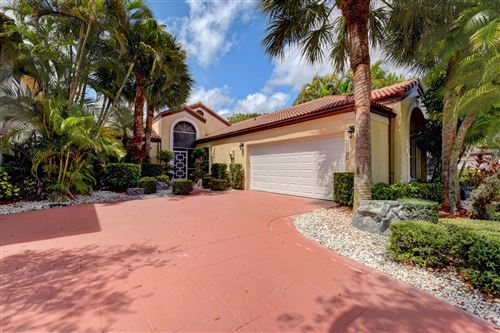 Photo of 7167 Via Palomar, Boca Raton, FL 33433 (MLS # RX-10614730)