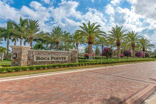 Photo of 7186 Promenade Drive #301, Boca Raton, FL 33433 (MLS # RX-10732730)