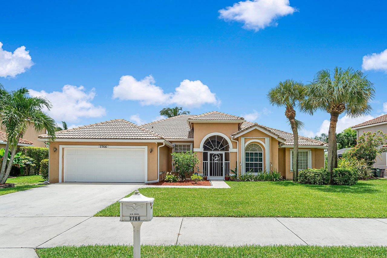7766 Belmont Drive, Lake Worth, FL 33467 - #: RX-10635730