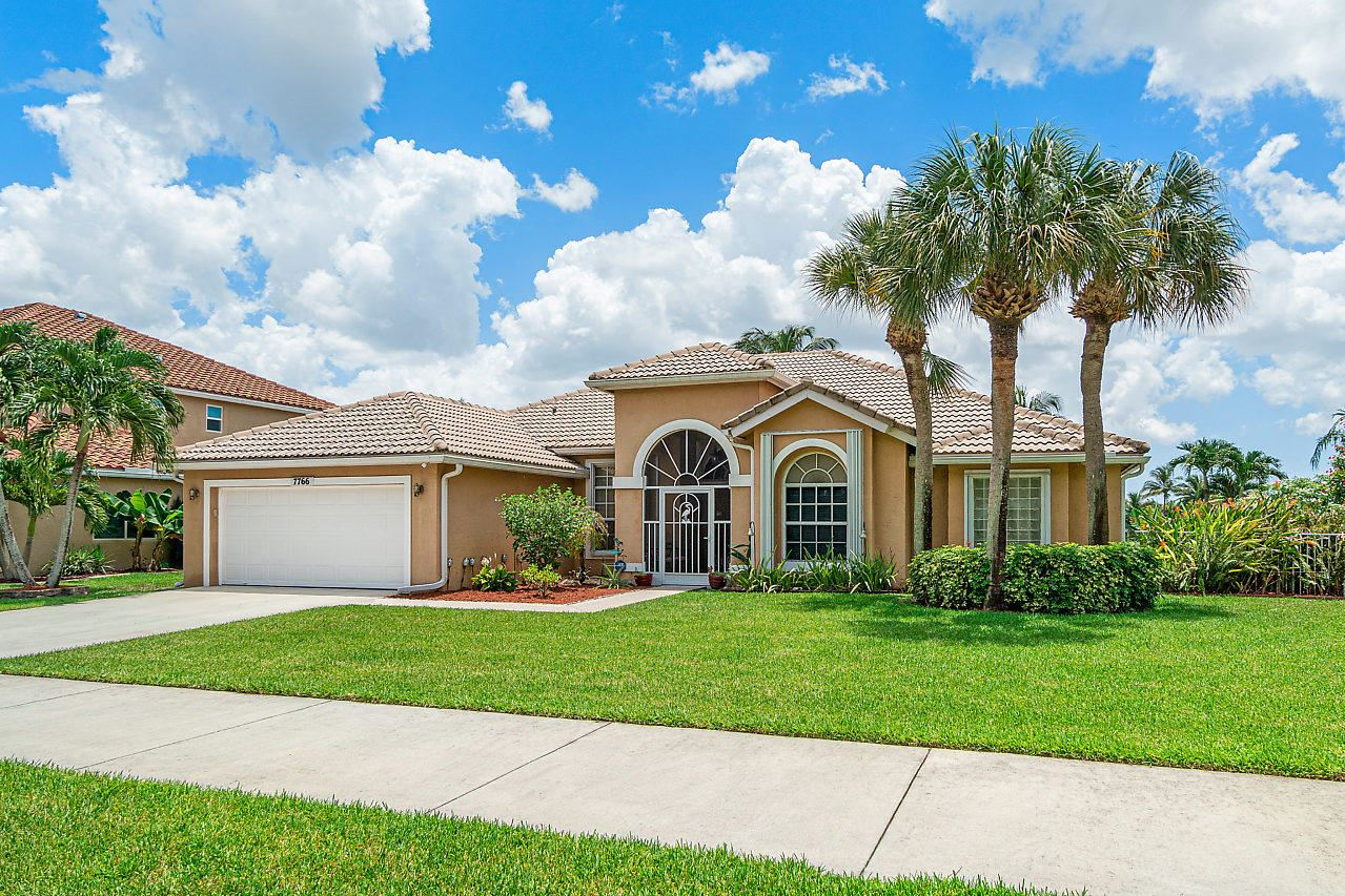 Photo of 7766 Belmont Drive, Lake Worth, FL 33467 (MLS # RX-10635730)