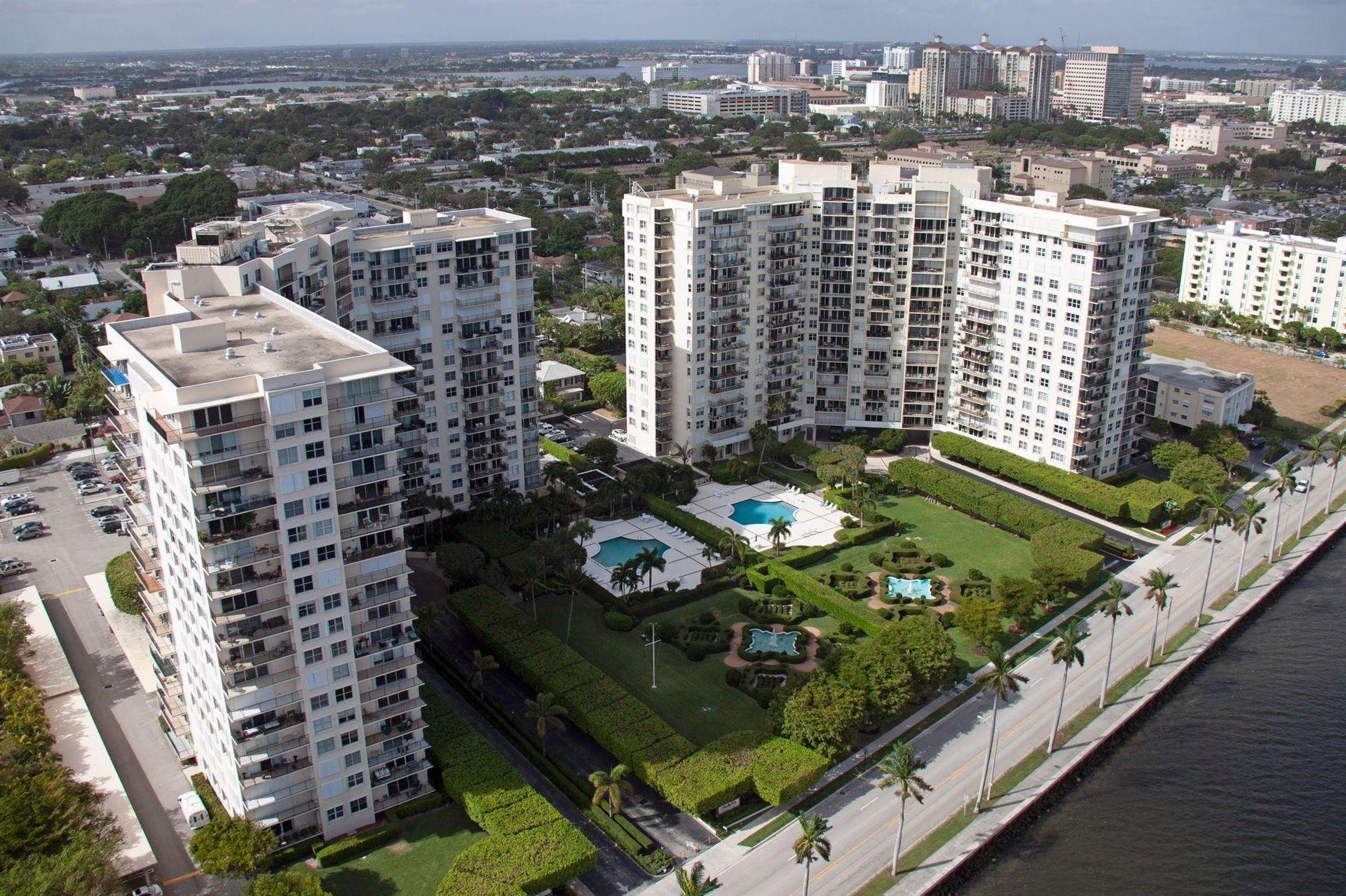 1701 S Flagler Drive #1605, West Palm Beach, FL 33401 - MLS#: RX-10725730