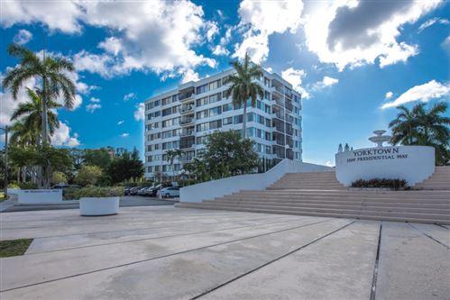 Photo of 1500 Presidential Way #203, West Palm Beach, FL 33401 (MLS # RX-10562731)