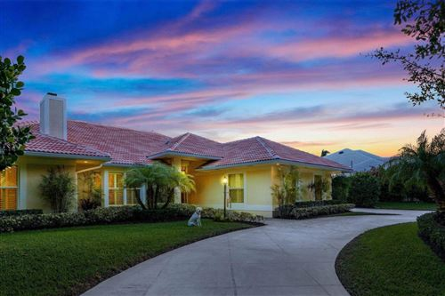 Photo of 18216 SE Heritage Drive, Tequesta, FL 33469 (MLS # RX-10567731)