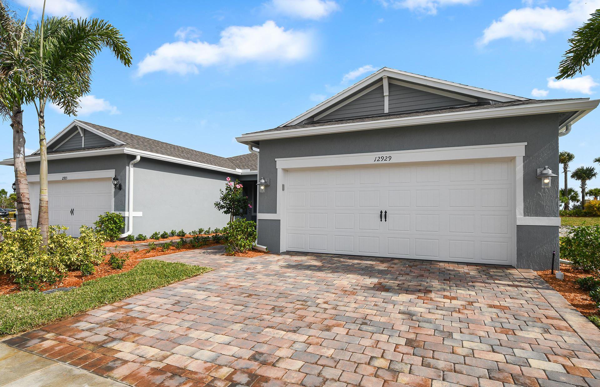 12821 SW Gingerline Drive, Port Saint Lucie, FL 34987 - #: RX-10606731