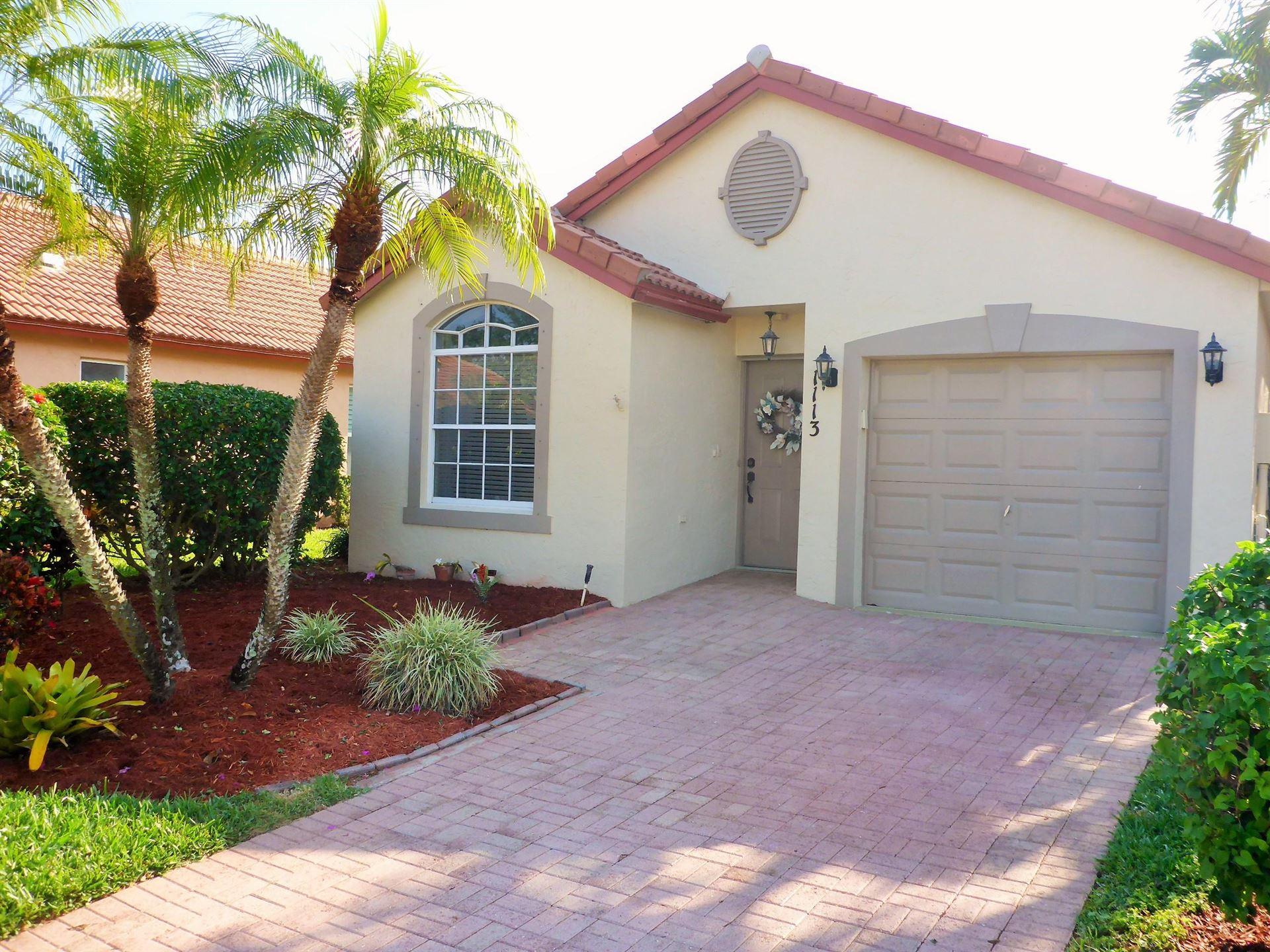 1113 Via Jardin, Riviera Beach, FL 33418 - #: RX-10612731