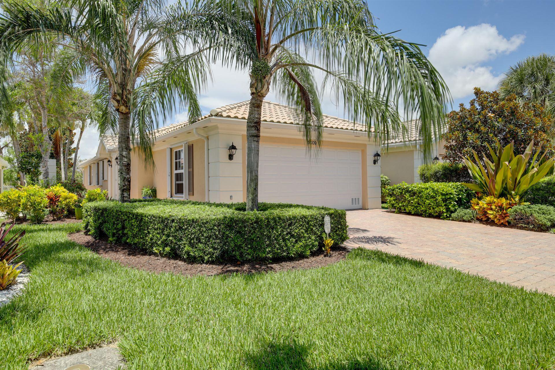 5009 Magnolia Bay Circle, Palm Beach Gardens, FL 33418 - #: RX-10645731
