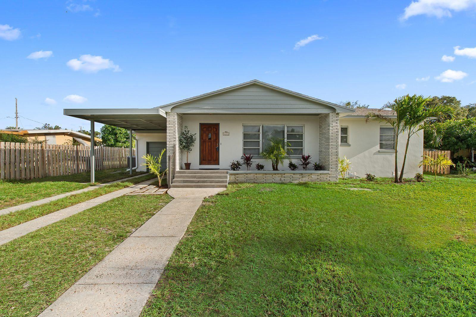 1124 S 7th Street, Fort Pierce, FL 34950 - #: RX-10676731