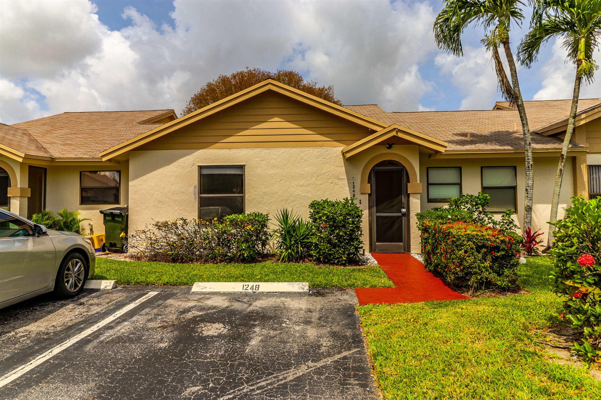 1248 NW 24th Avenue, Delray Beach, FL 33445 - #: RX-10712731