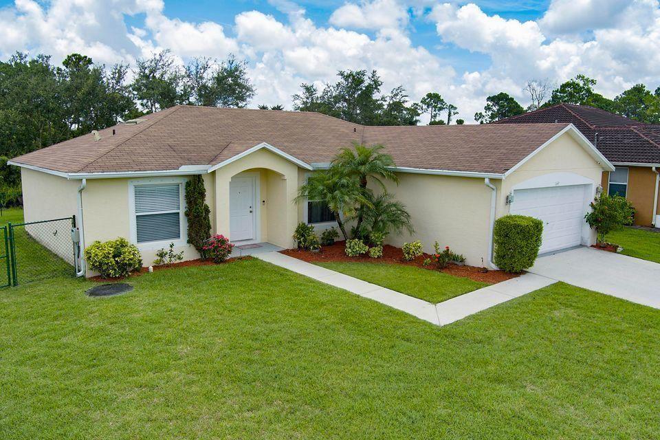 1649 SW Chicory Terrace, Port Saint Lucie, FL 34953 - #: RX-10738731