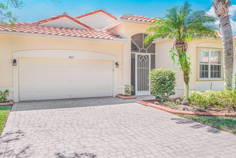 Photo of 407 Sunview Way, Saint Lucie West, FL 34986 (MLS # RX-10656732)