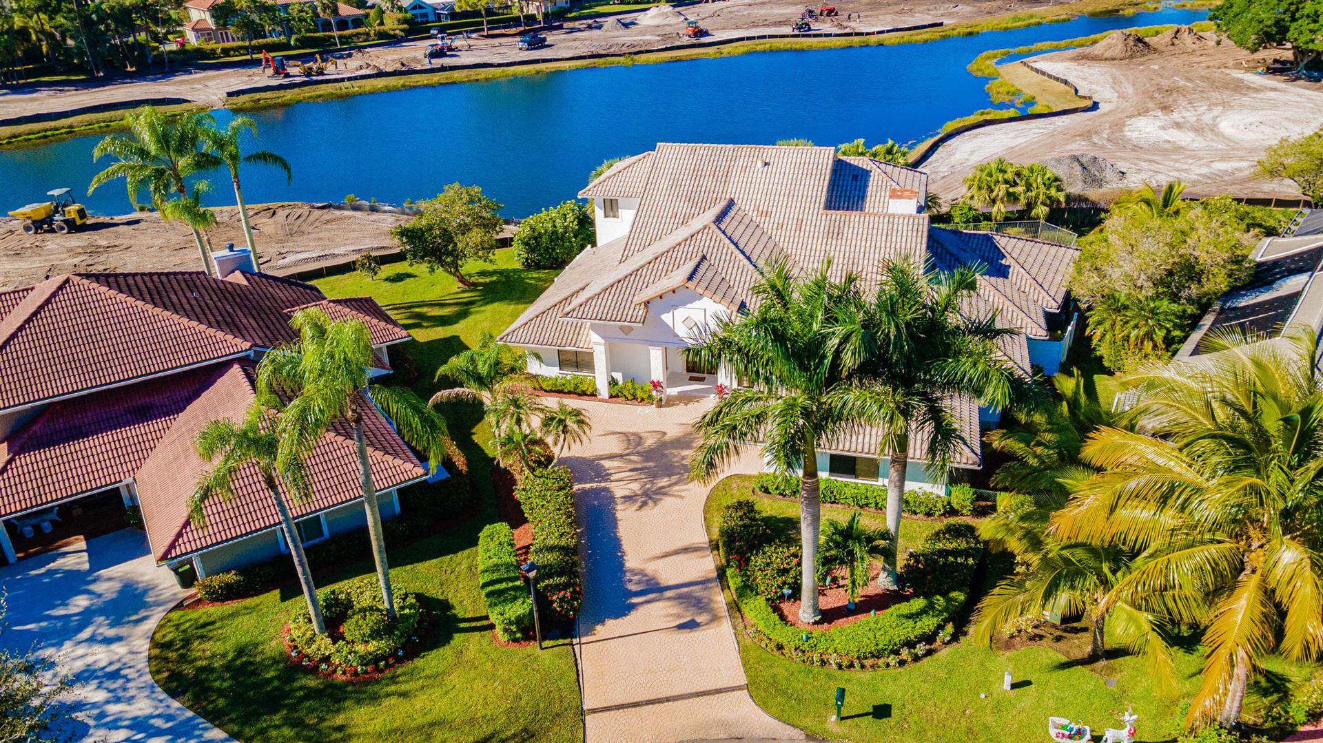 Photo of 10 Surrey Road, Palm Beach Gardens, FL 33418 (MLS # RX-10681732)
