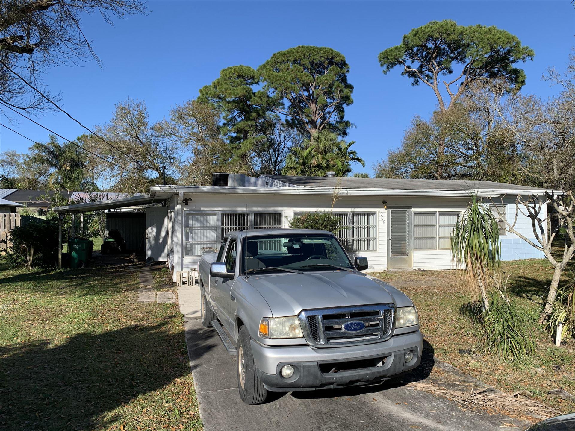 1906 Edgevale Road, Fort Pierce, FL 34982 - #: RX-10682732