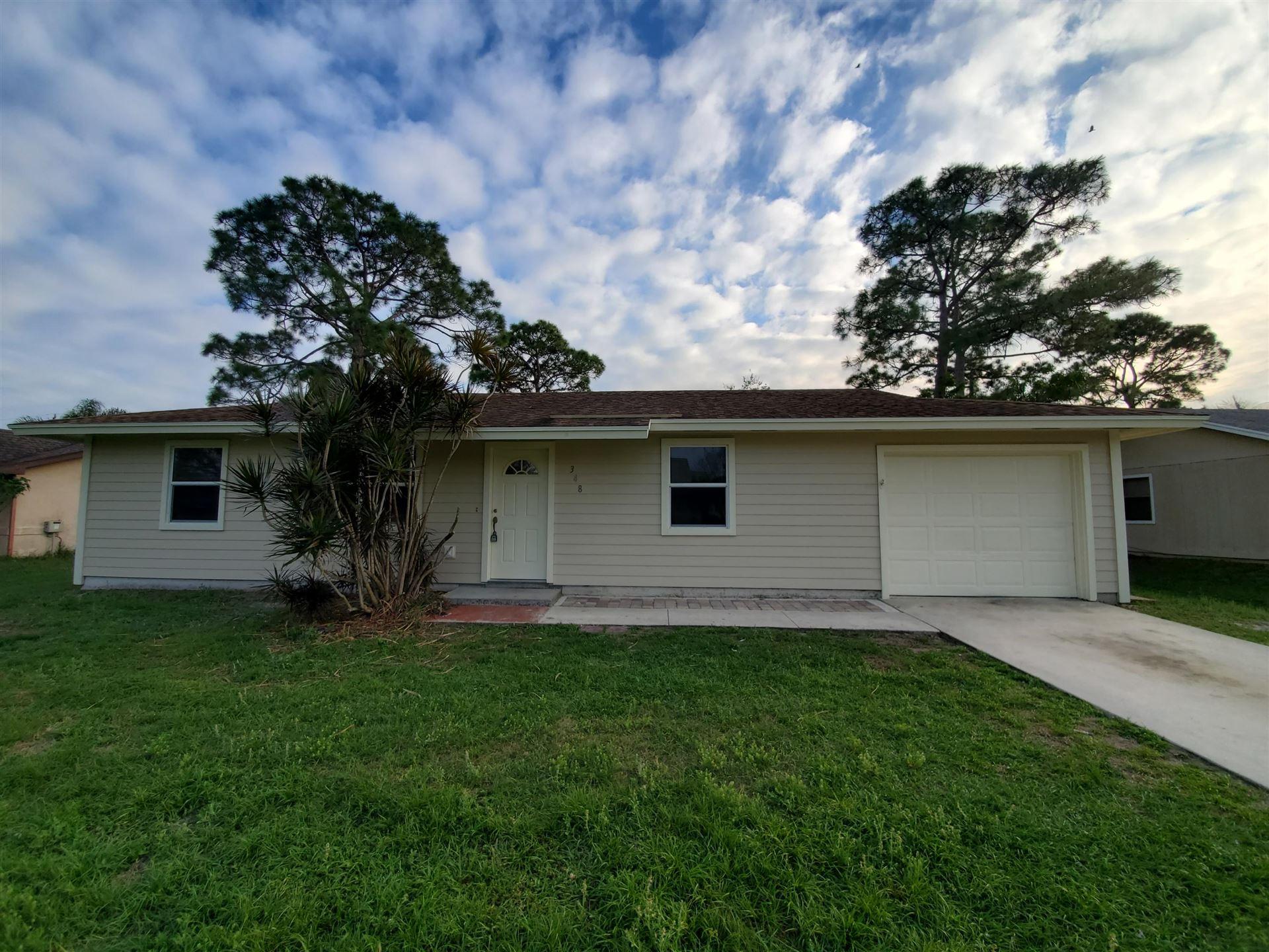 348 NW Placid Avenue, Port Saint Lucie, FL 34983 - #: RX-10698732