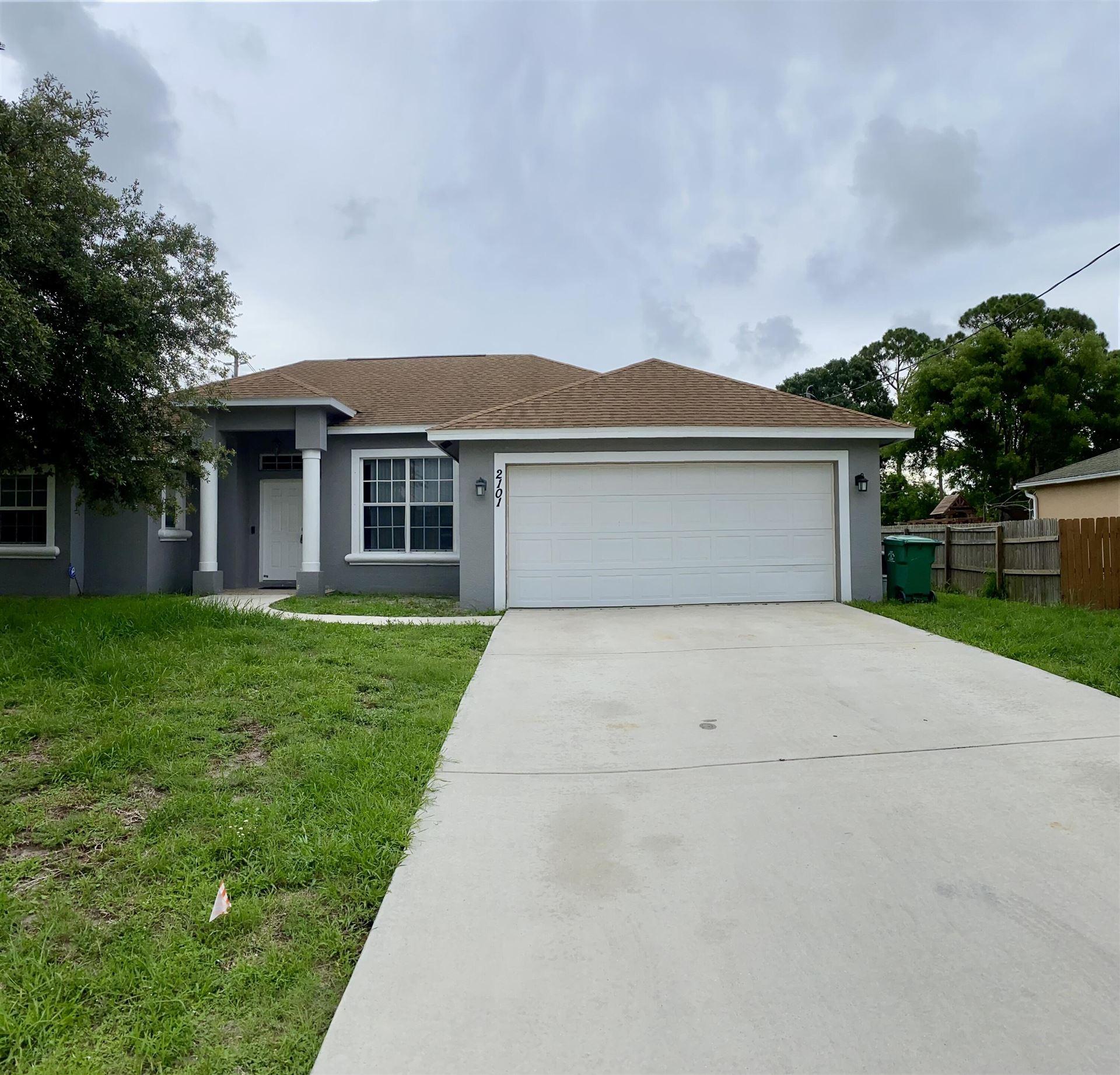 2101 SE Lucca Street, Port Saint Lucie, FL 34952 - #: RX-10723732