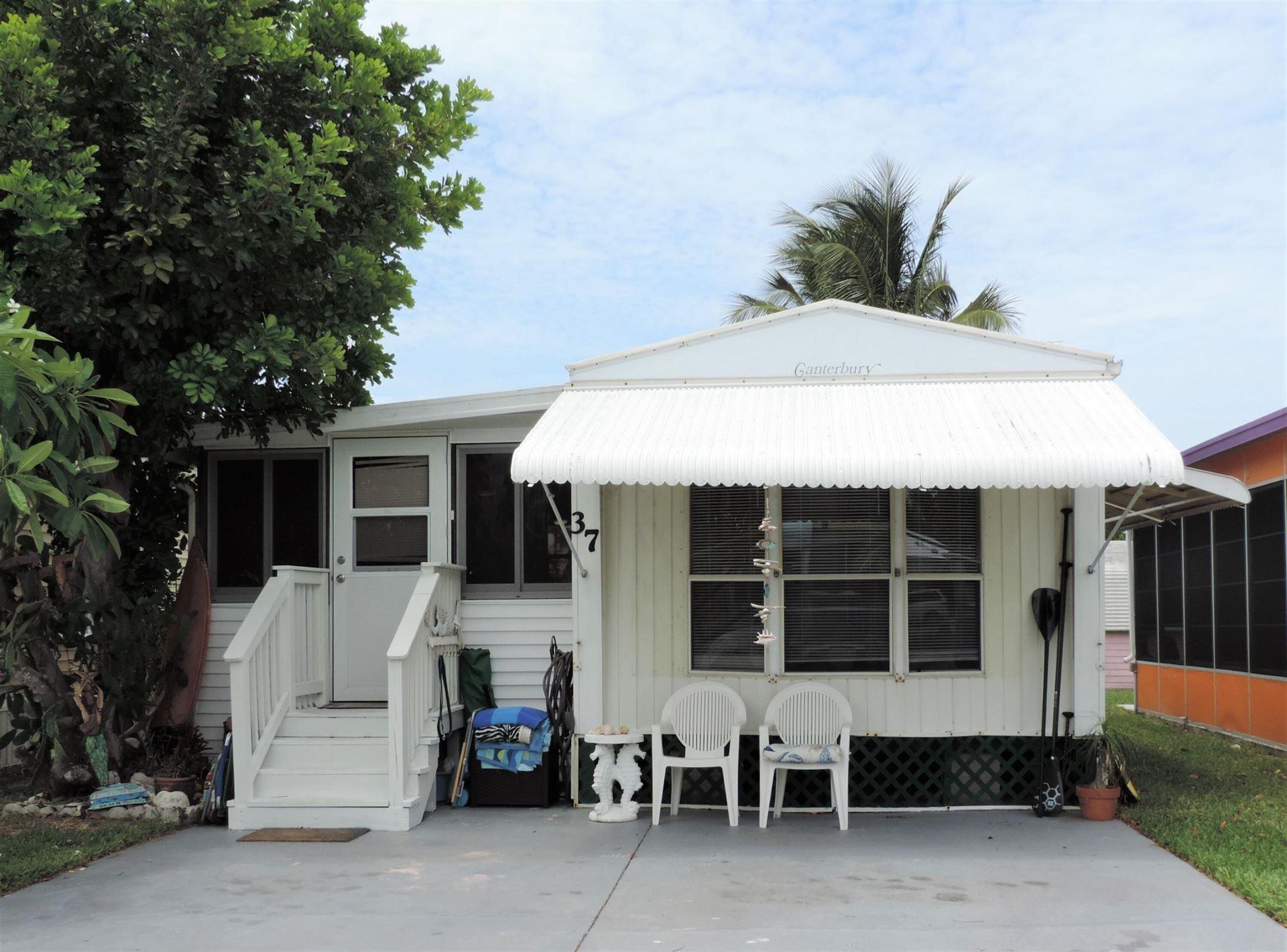10851 S Ocean Drive #37, Jensen Beach, FL 34957 - MLS#: RX-10730732