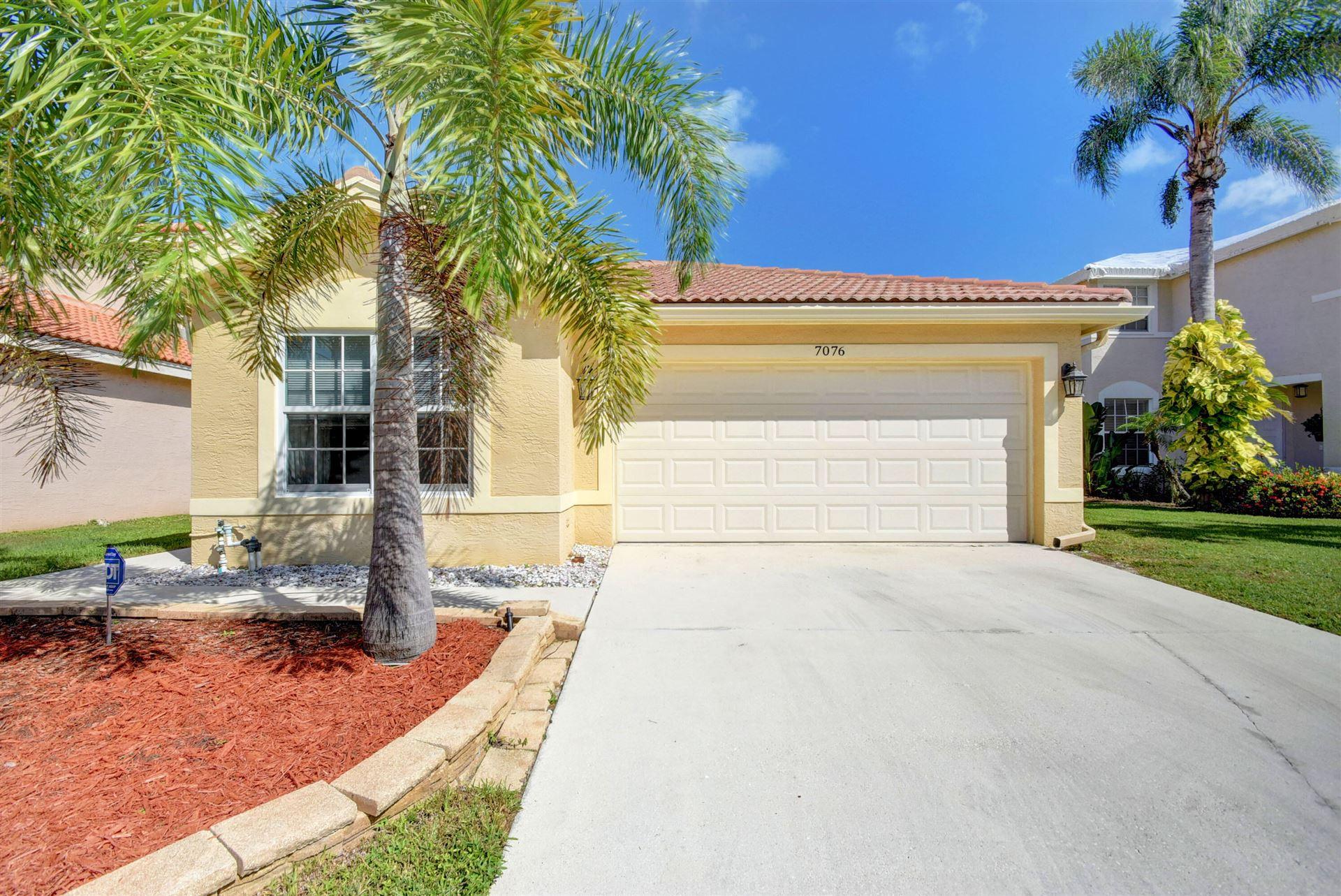 7076 Middlebury Drive, Boynton Beach, FL 33436 - MLS#: RX-10750732