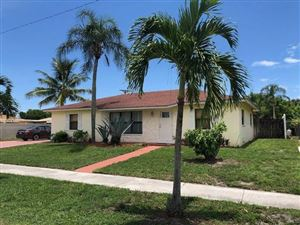 Photo of Listing MLS rx in 406 S 13th Place Lantana FL 33462