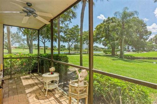 Photo of 7710 Lakeside Boulevard #G101, Boca Raton, FL 33434 (MLS # RX-10744733)