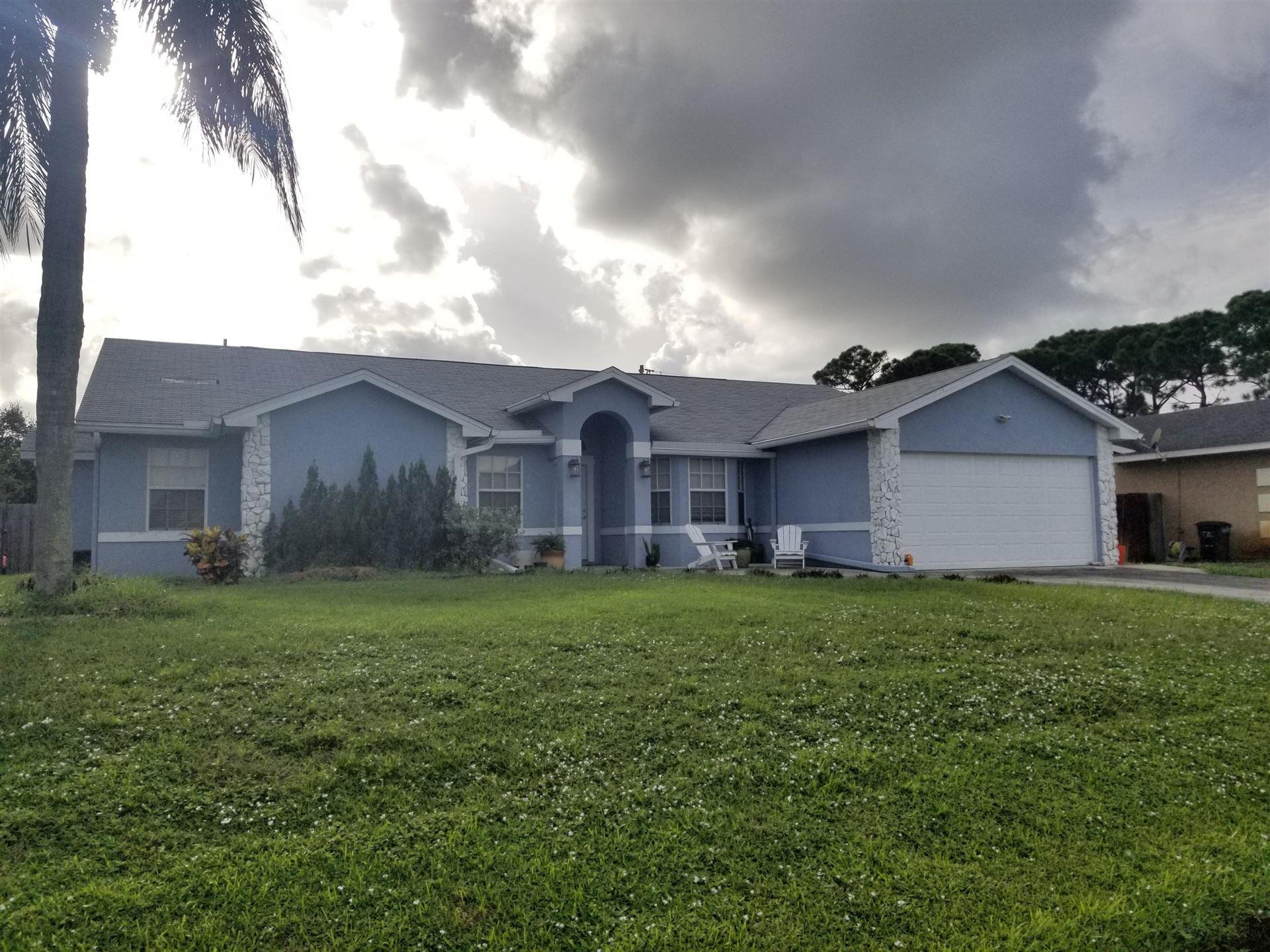 274 SE Whitmore Drive, Port Saint Lucie, FL 34984 - #: RX-10665733