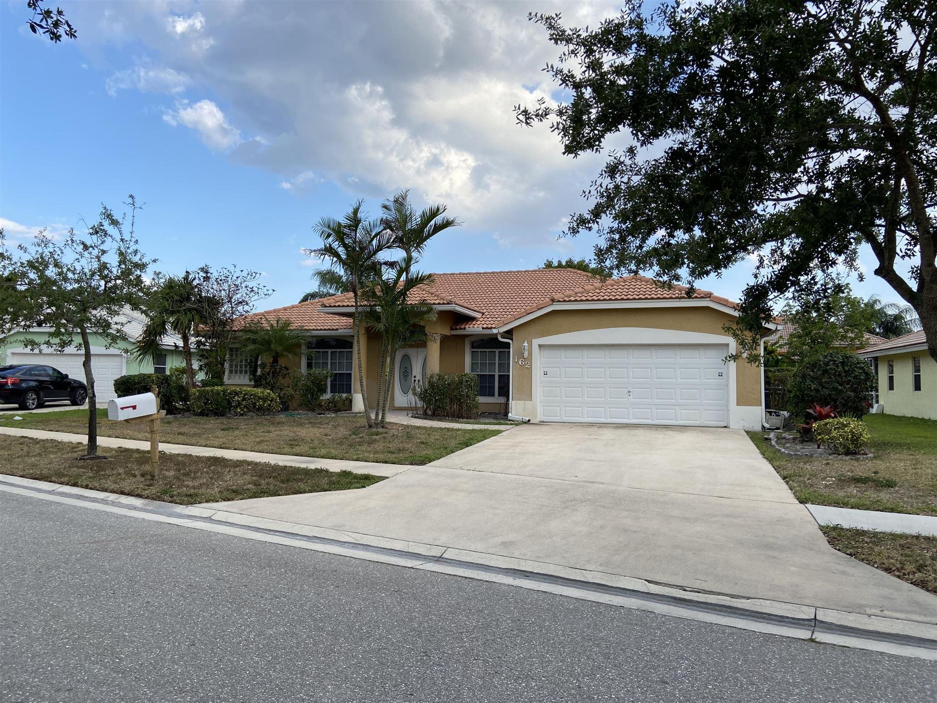 162 Fernwood Crescent, Royal Palm Beach, FL 33411 - #: RX-10706733