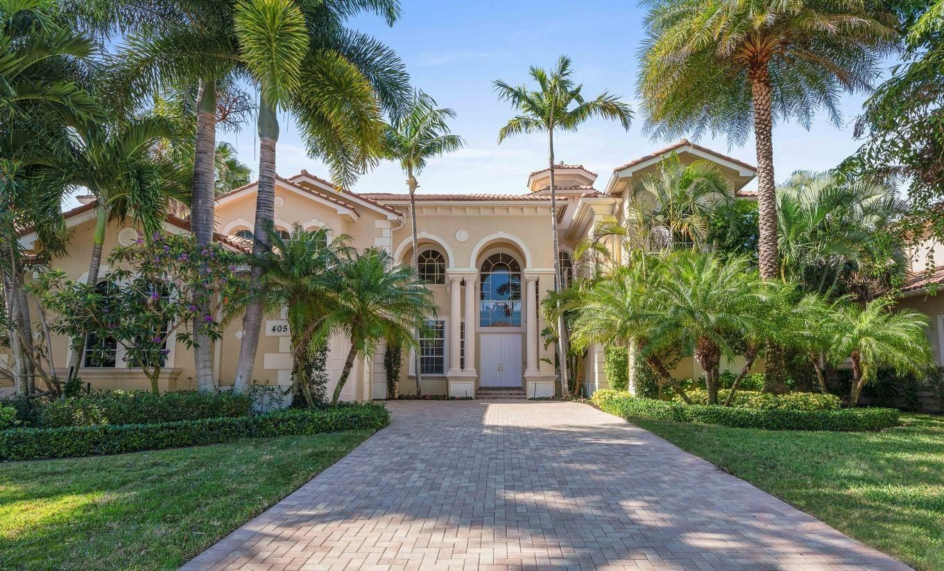405 Savoie Drive, Palm Beach Gardens, FL 33410 - #: RX-10597734