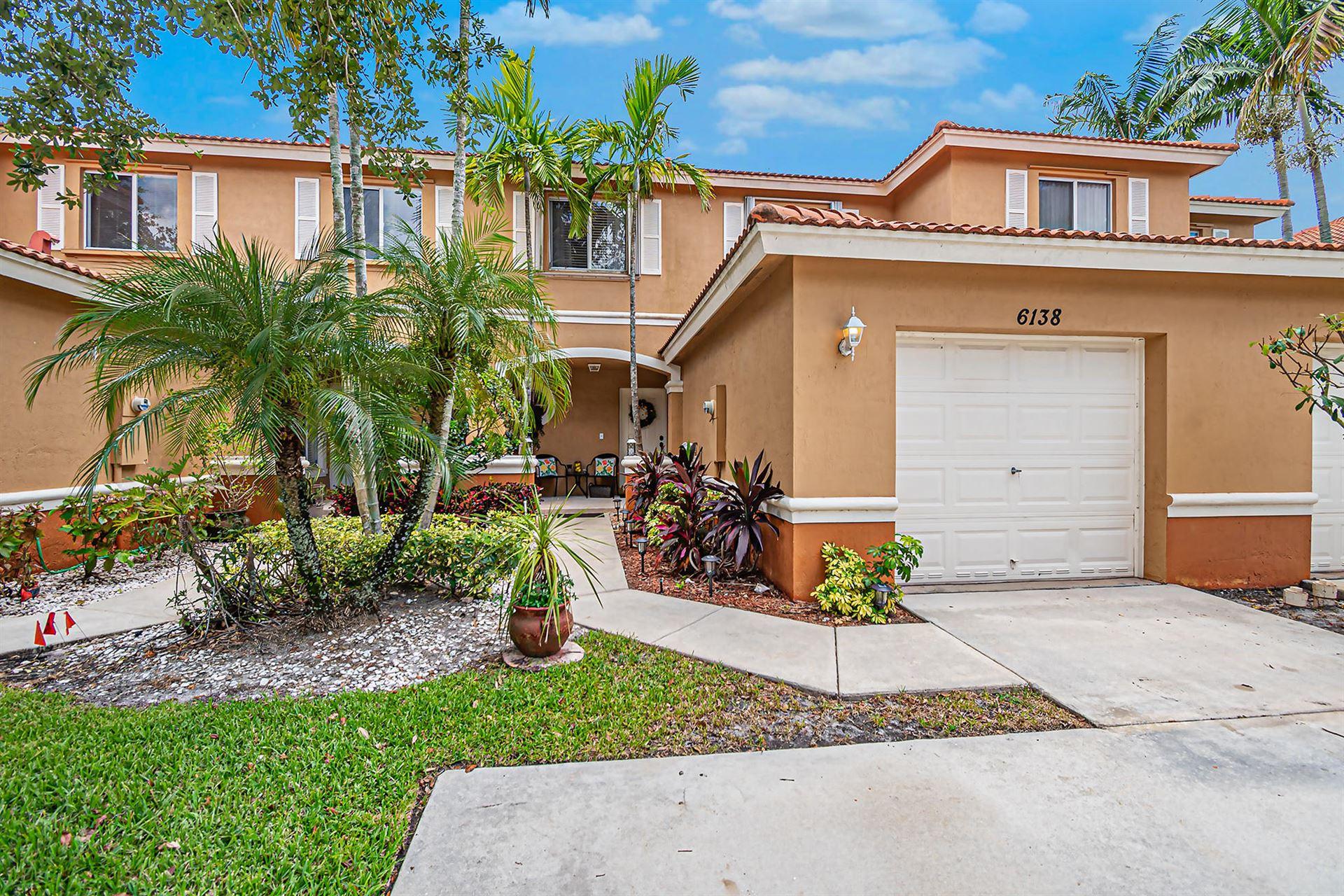 6138 SW Reynolds Street, West Palm Beach, FL 33411 - #: RX-10635734