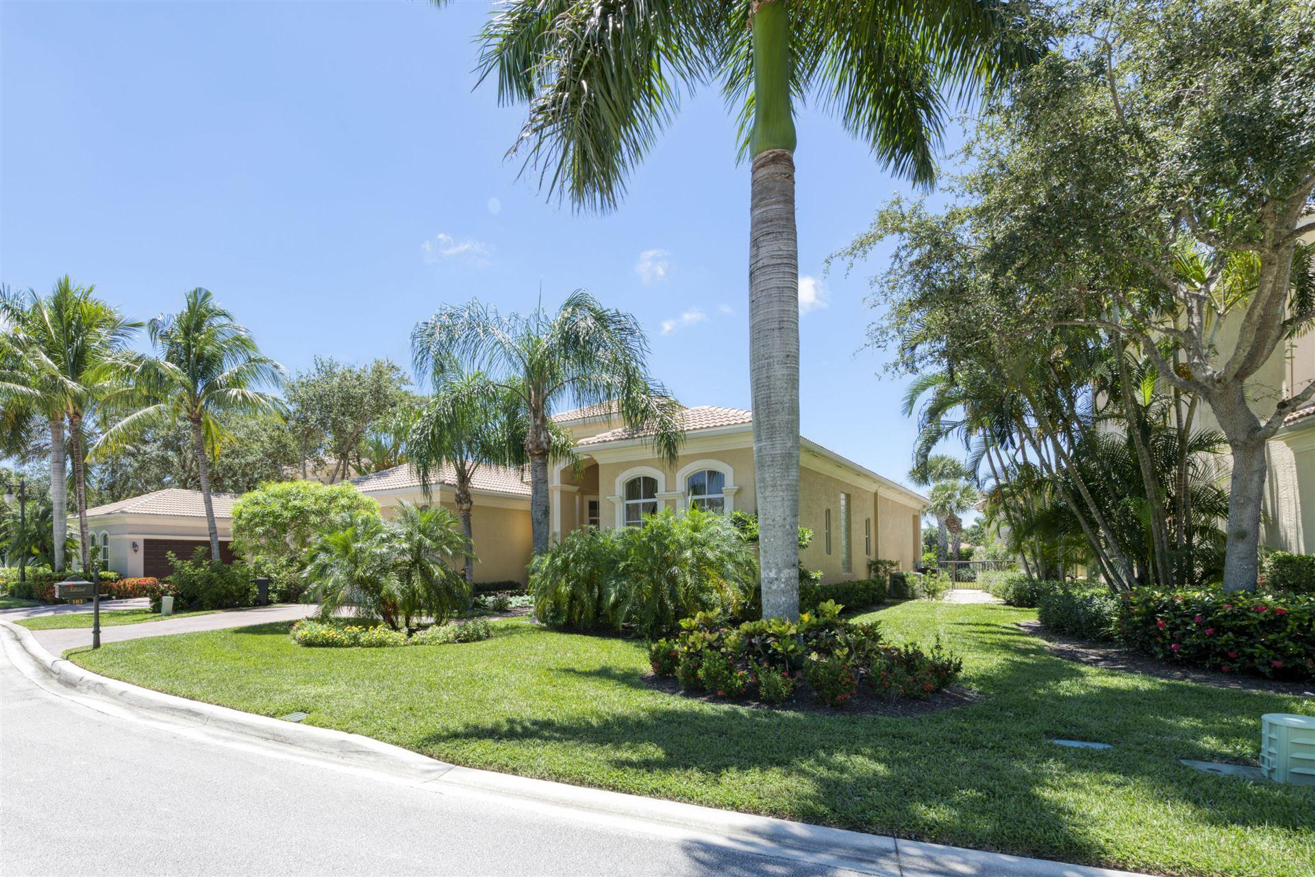 Photo of 103 Dalena Way, Palm Beach Gardens, FL 33418 (MLS # RX-10644734)