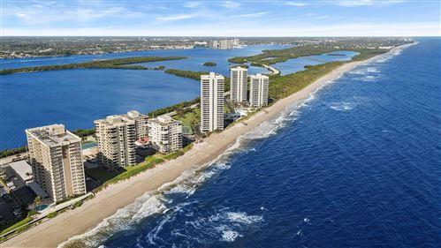 Photo of 5440 N Ocean Drive #407, Singer Island, FL 33404 (MLS # RX-10697735)