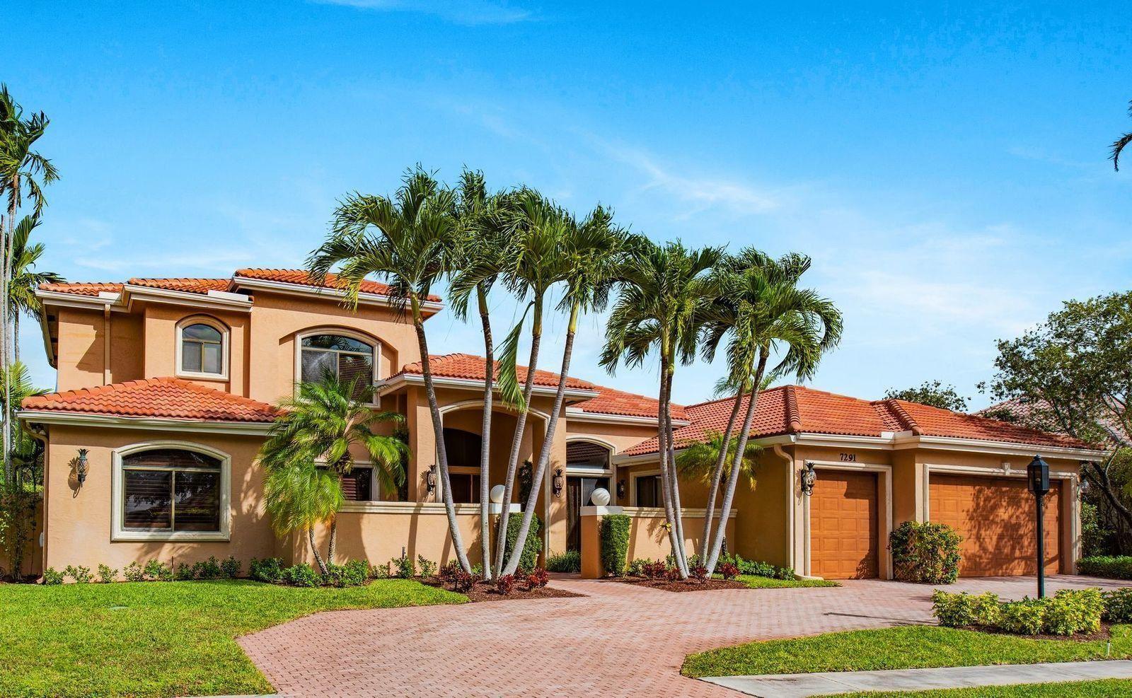 Photo of 7291 Valencia Drive, Boca Raton, FL 33433 (MLS # RX-10587735)