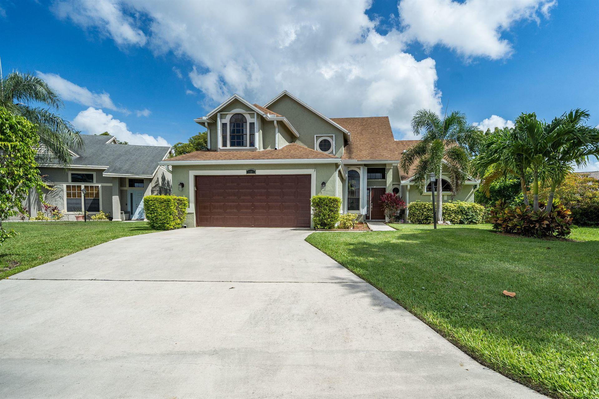 1581 Bayridge Place, Wellington, FL 33414 - #: RX-10634735