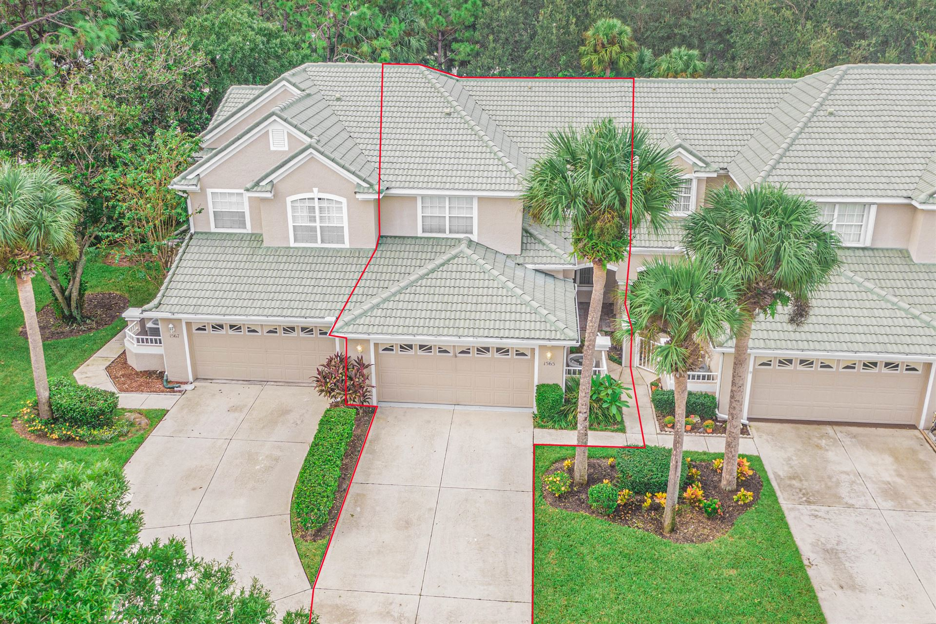 1565 SW Harbour Isles Circle #66, Port Saint Lucie, FL 34986 - #: RX-10659735