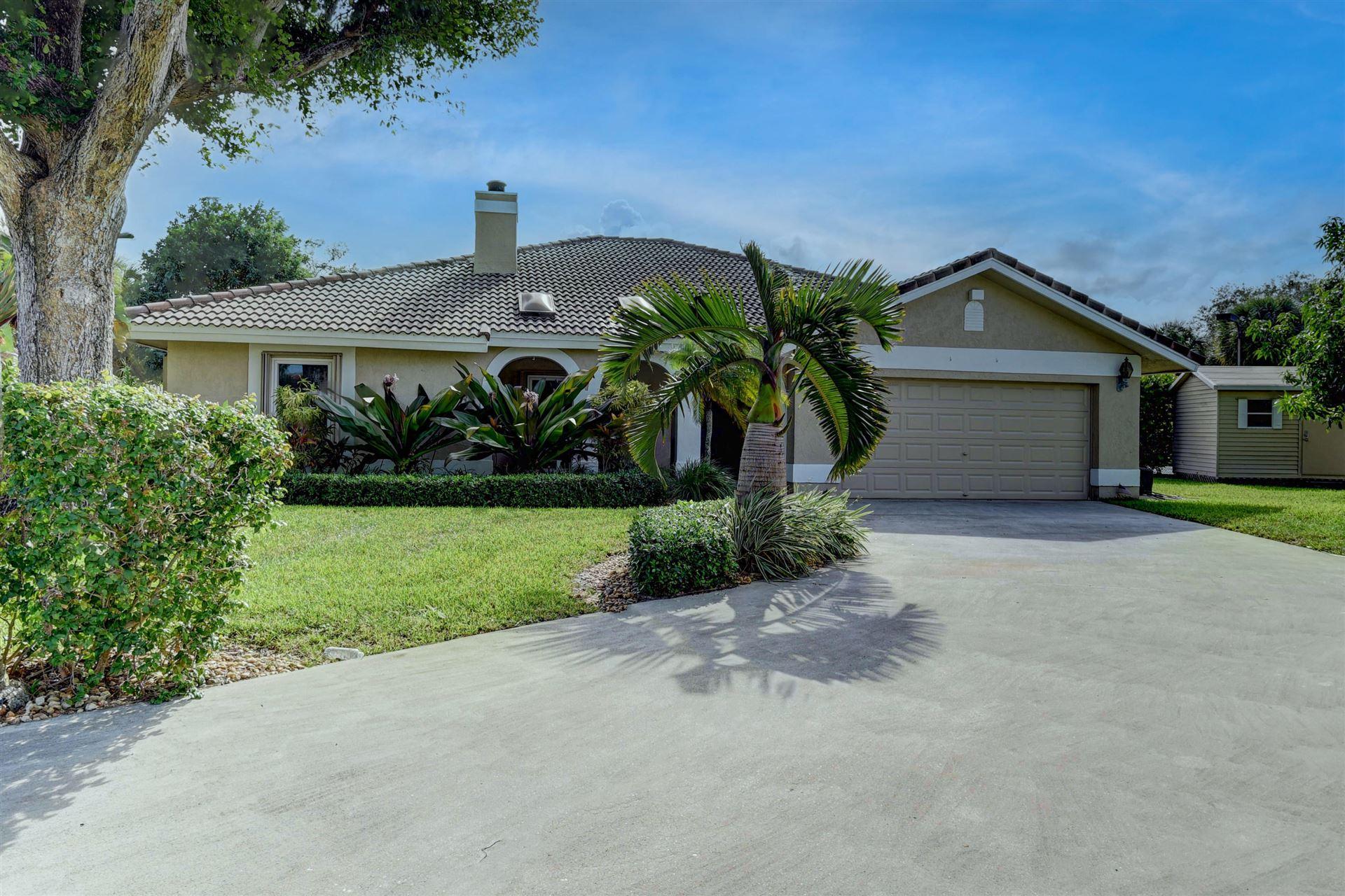 5211 Deerhurst Crescent Circle, Boca Raton, FL 33486 - #: RX-10671735
